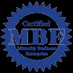 certified minority business enterprise logo