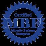 Certified MBE Logo