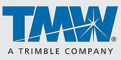 TMW a trimble company logo